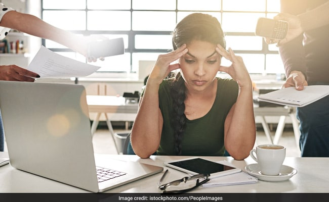 Job Stress May Lead To Weight Gain In Women 5 Pro-Tips To Manage