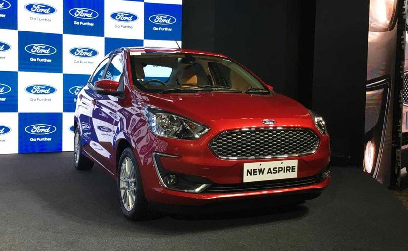 2018 Ford Aspire Facelift Vs Old Ford Aspire Spot The Difference