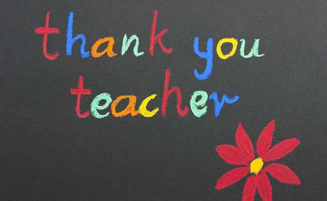 Happy Teachers\u0027 Day 2018 Quotes, Messages, Wishes, SMS, WhatsApp