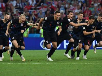 FIFA World Cup 2018: Croatia Beat Russia On Penalties To Set Up Semi-Final Clash With England ...