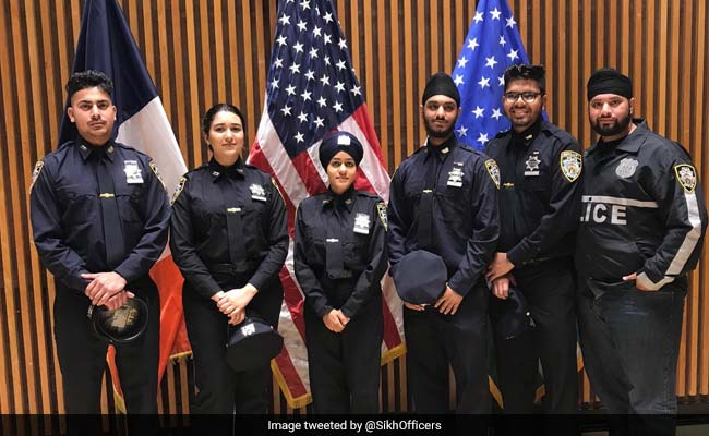New York Gets Its First Woman Turbaned Sikh Auxiliary Police Officer