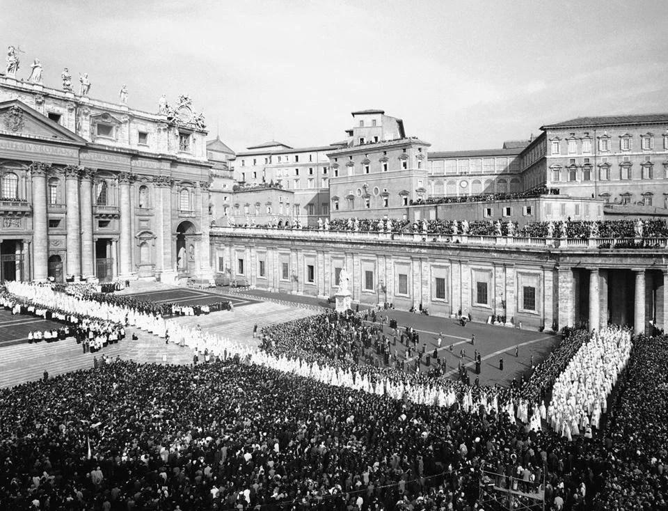 Vatican II The Catholic Church\u0027s lost revolution - The Boston Globe