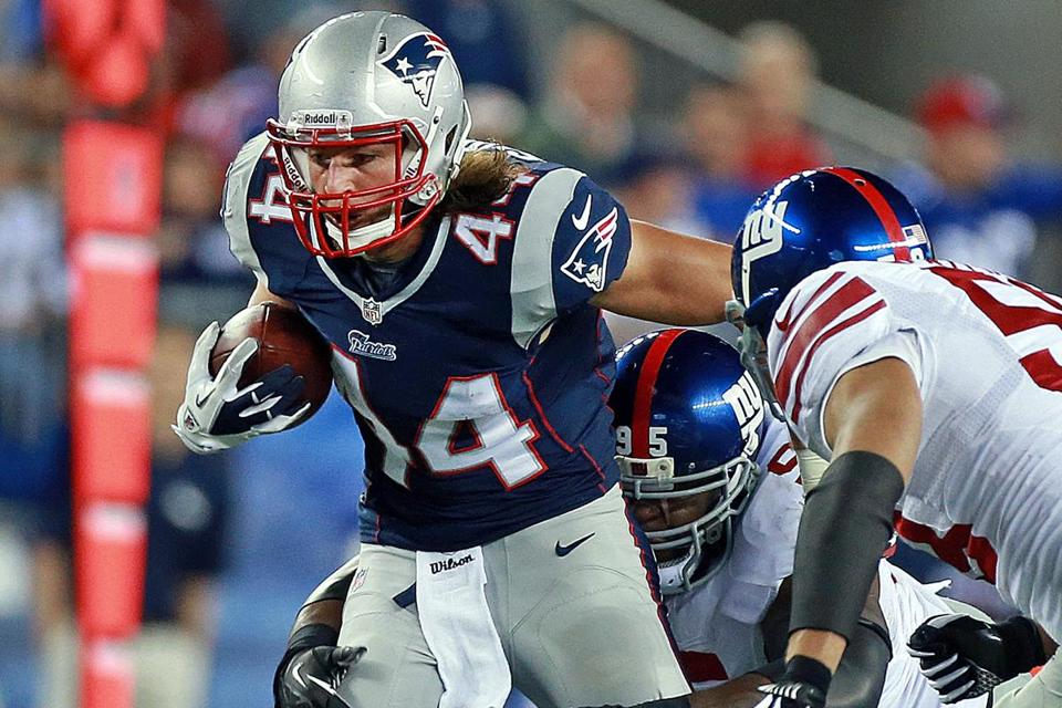 Patriots go younger, with the most rookies of any NFL team - The