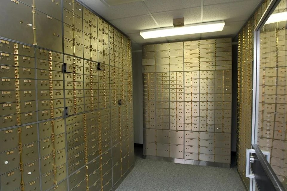 The Disappearing Allure Of The Safe Deposit Box The