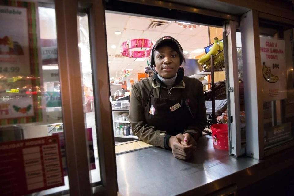 Juggling three jobs wears down Dunkin\u0027 Donuts worker - The Boston Globe