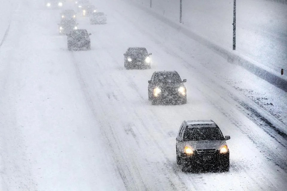 The cost of clearing snow and ice from highways in Massachusetts