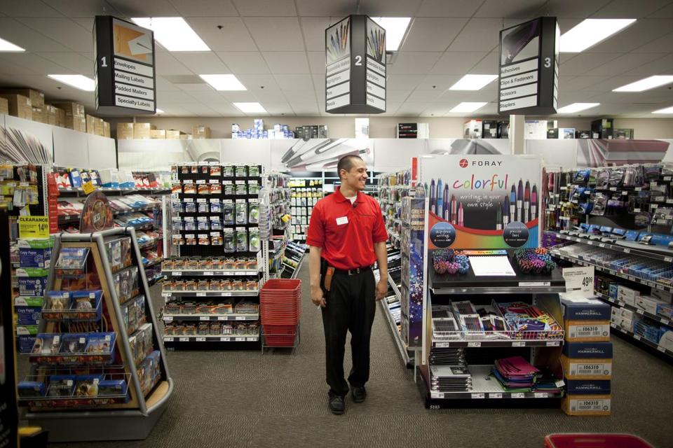 After merger with Office Depot dies, Staples shareholders revolt