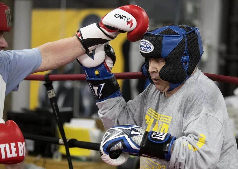 This boxer\u0027s toughest opponent is cerebral palsy - The Boston Globe - ma cerebral palsy