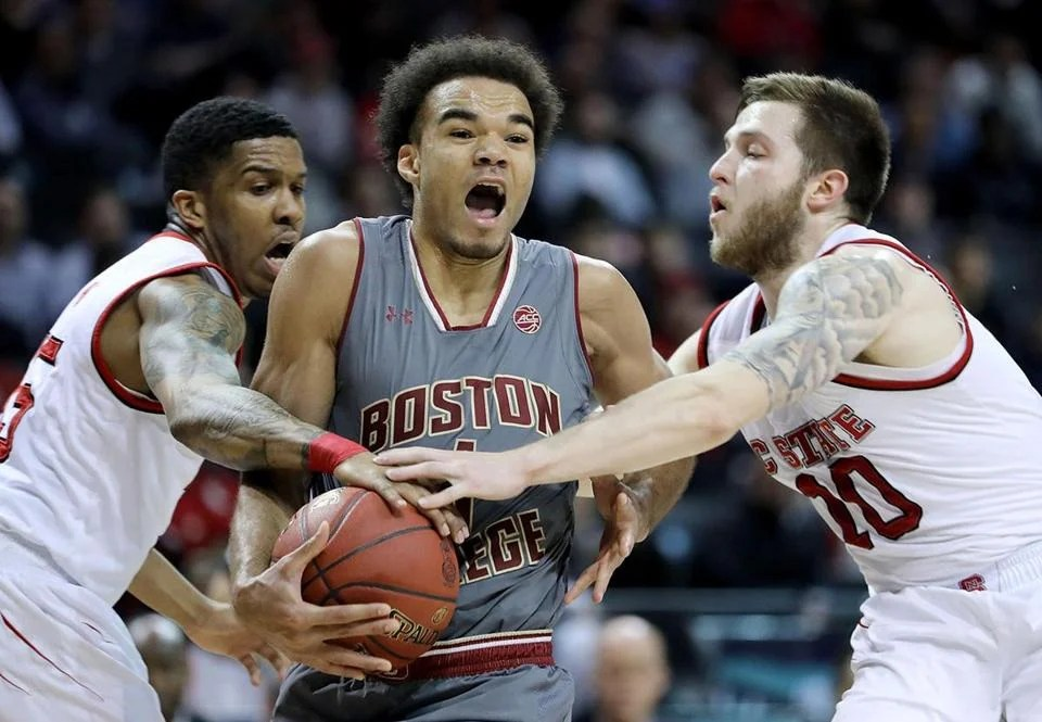 BC upsets North Carolina State to advance in ACC - The Boston Globe