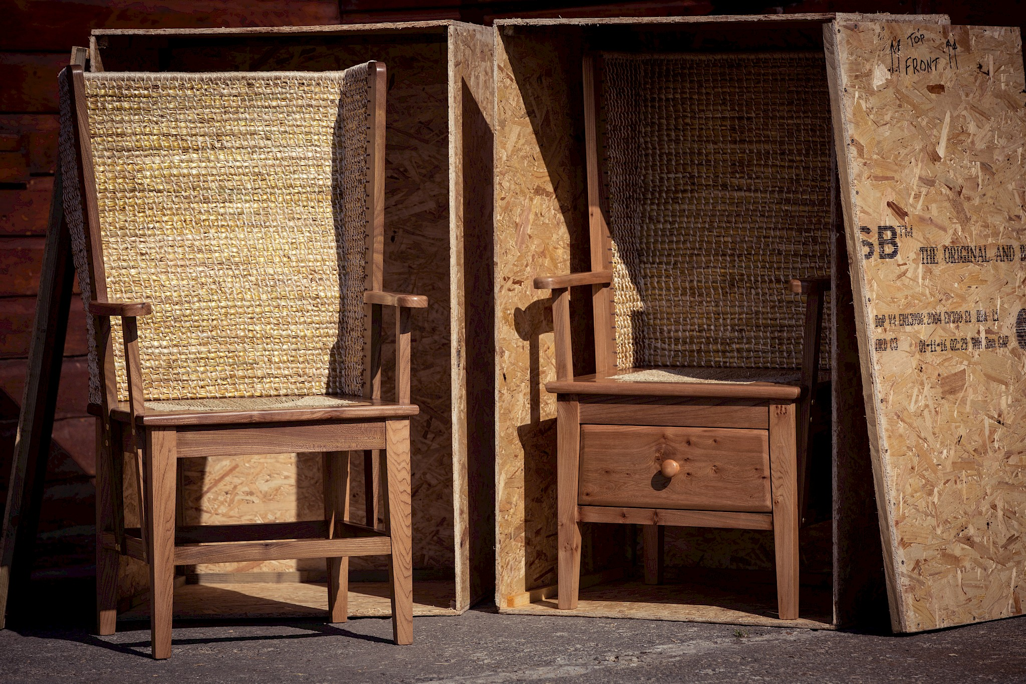 Meubles Fraser Furniture Orkney Hand Crafted Furniture Orkney