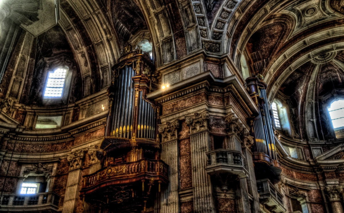 Best Iphone 4s Wallpapers Hd Free Images Church Organ Nave Cathedral Building
