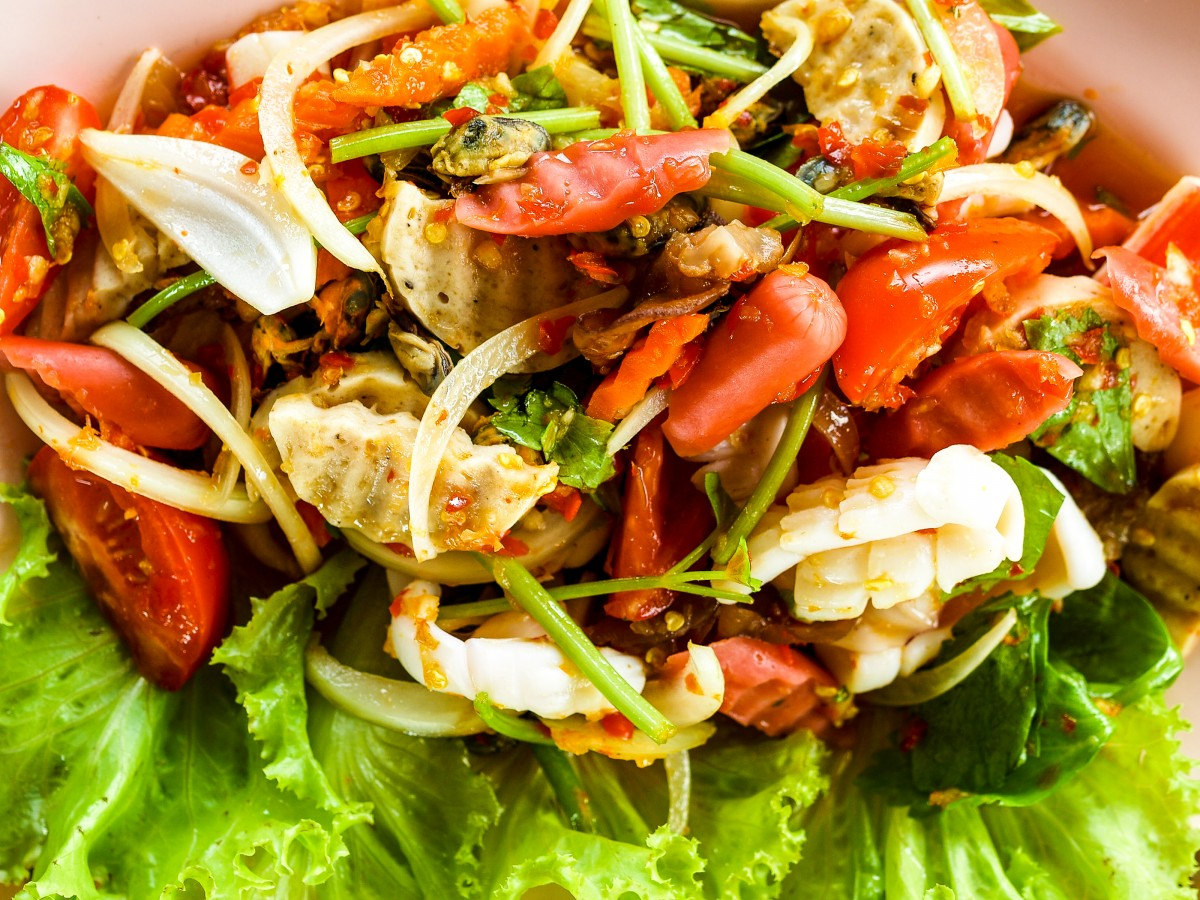 Gourmet En Cuisine Free Images Cuisine Dish Green Lunch Seafood Meal Dinner