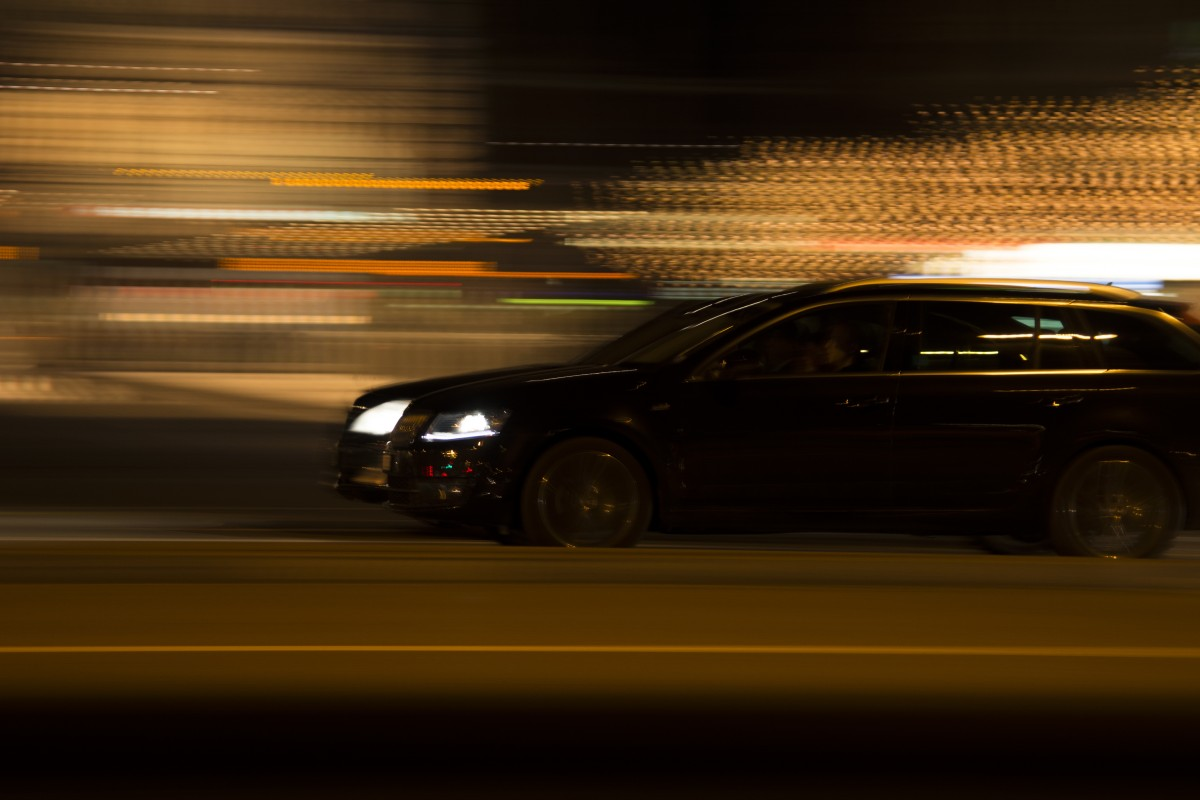 Car Photos Wallpaper Free Download Free Images Light Road Street Night Wet City Urban