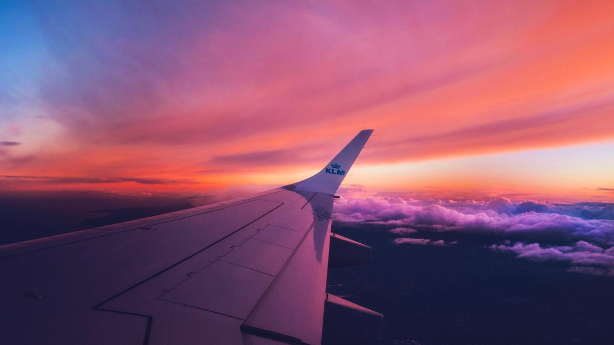 Desert Landscape Wallpaper Hd Free Images Horizon Wing Cloud Sky Sunrise Sunset