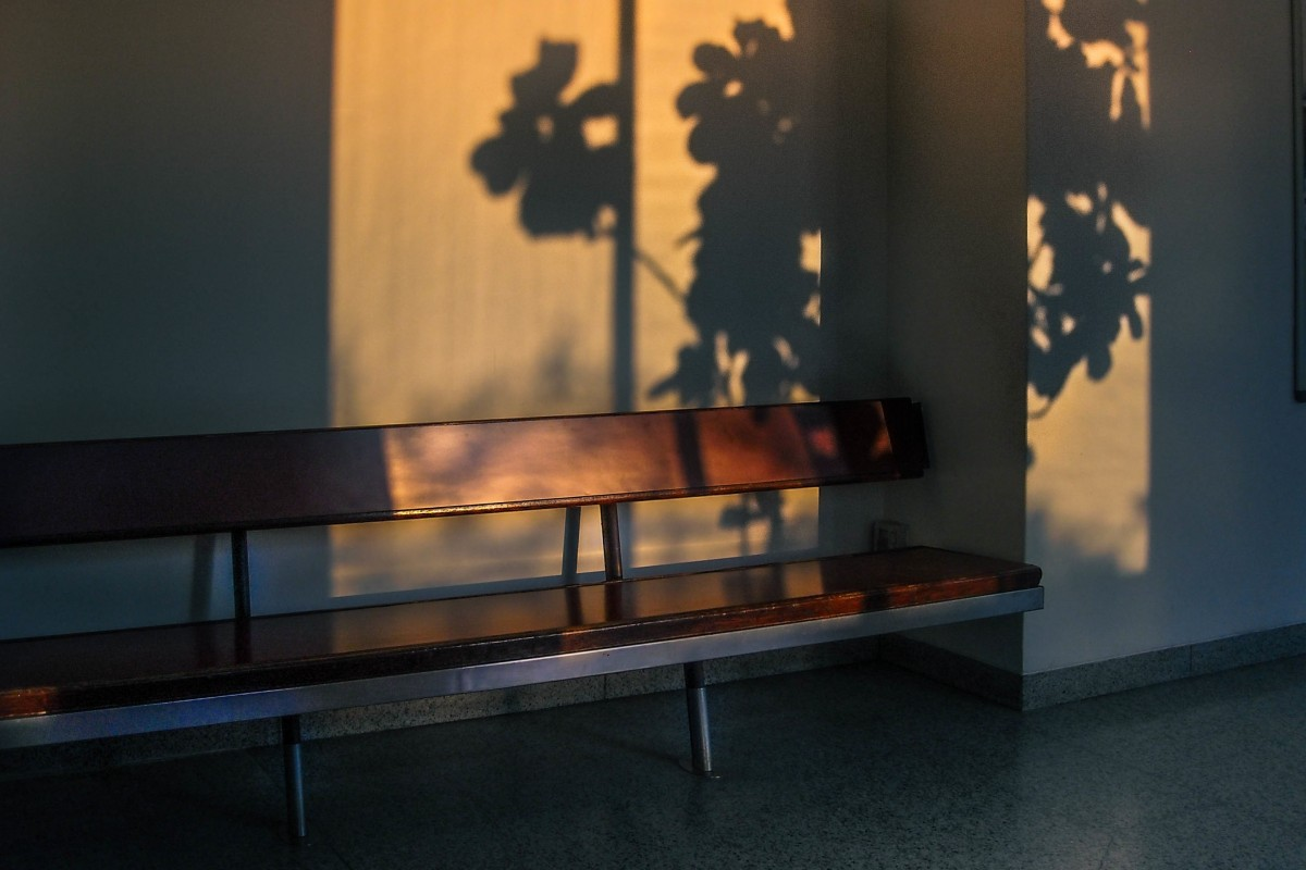 Contemporary Lighting Free Images : Bench, Glass, Wall, Furniture, Door