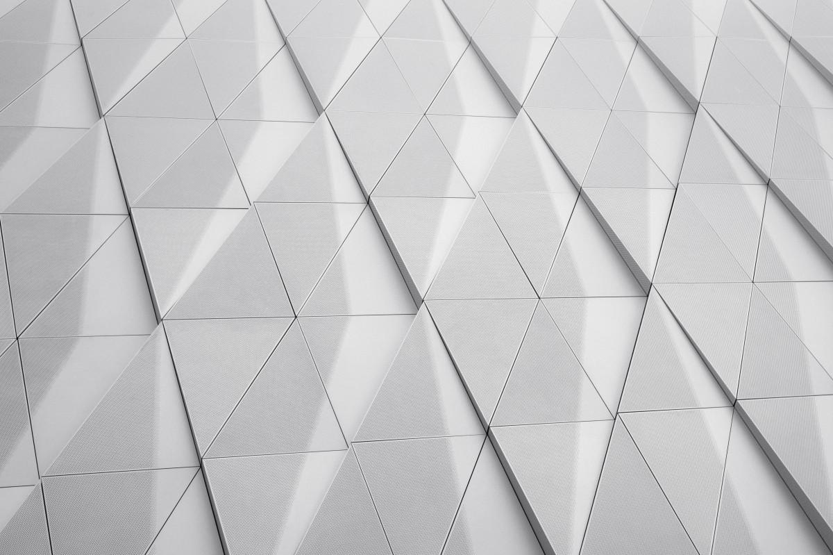 Black And White Geometric Wallpaper Fotos Gratis En Blanco Y Negro Arquitectura Patr 243 N