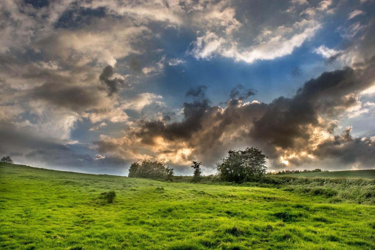 Wallpaper Sunrise At Fall Free Images Landscape Nature Horizon Cloud Black And