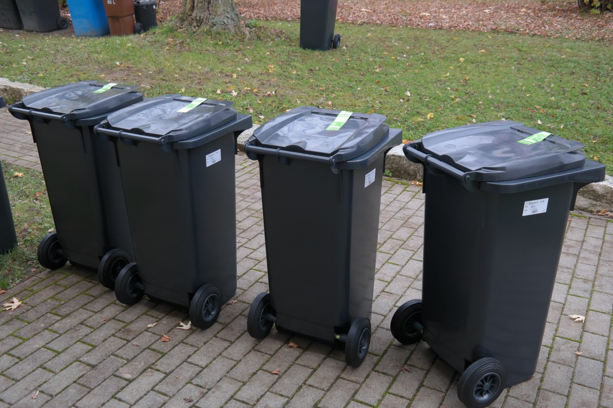 Free Images Green Litter Trash Can Garbage Can Waste
