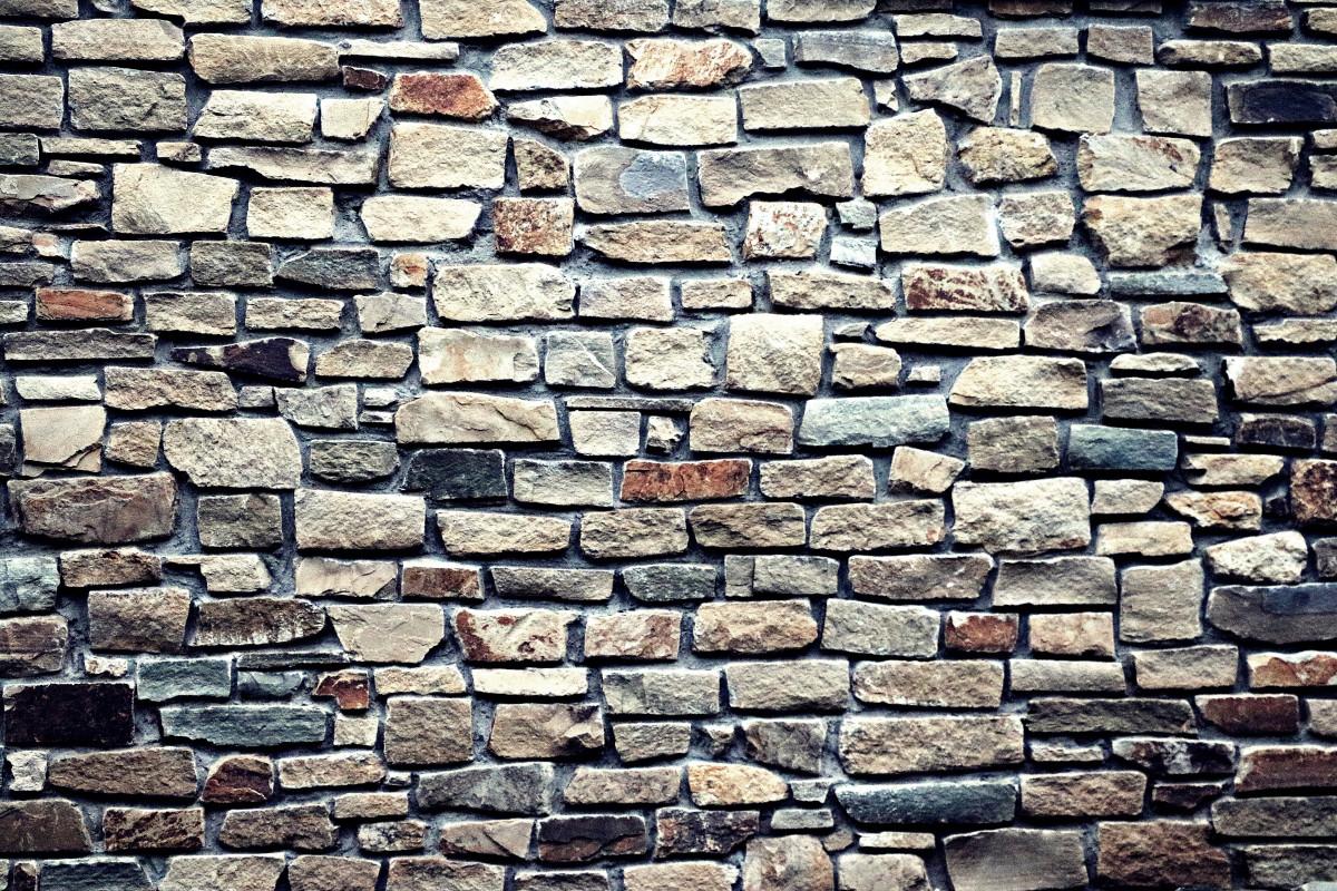 Wallpaper Batu Alam 3d Gambar Tekstur Lantai Tua Batu Besar Pedesaan