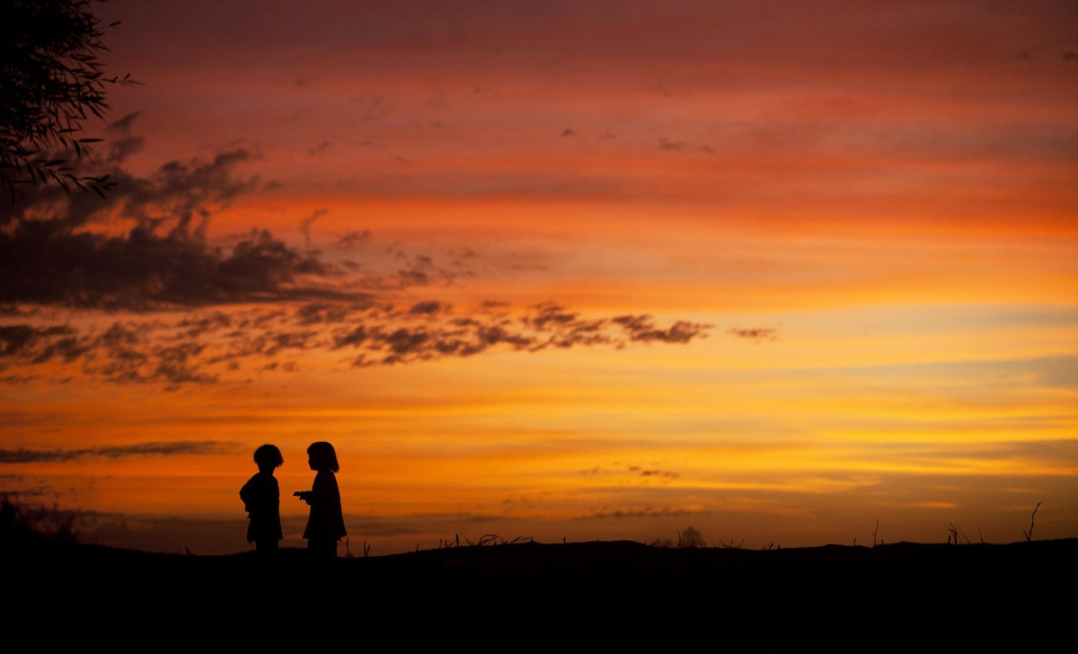 Cute Wallpaper For Androids Free Images Grass Silhouette Cloud Sky Sunset