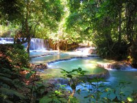Free Images : forest, waterfall, sunlight, river, stream