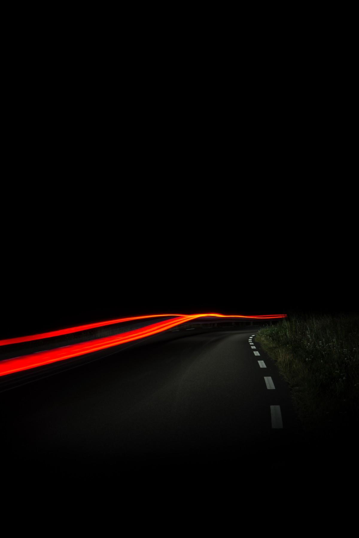 Black Car Lights Wallpaper Free Images Wing Bokeh Night Highway Sparkler Line