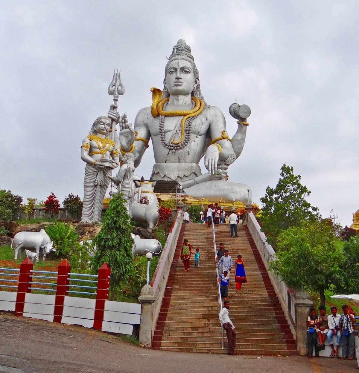 Skyscraper Wallpaper Hd Free Images Park Religion Temple India Hindu