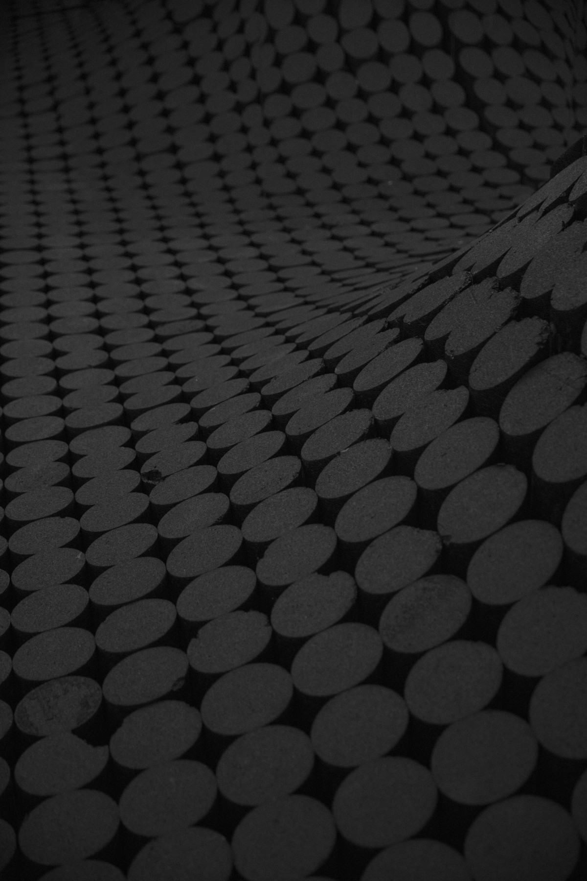 Ios 6 Wallpaper Hd Free Images Black And White Leather Texture Floor