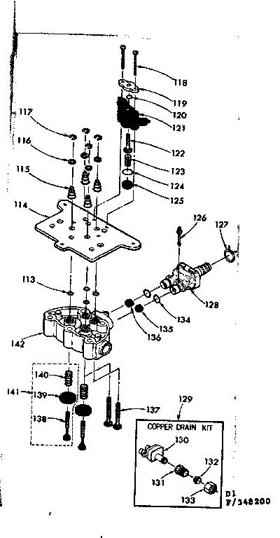 softener parts diagram on admiral washing machine wiring diagram