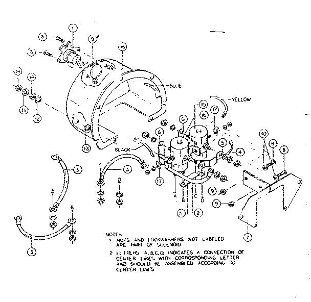 ramsey winch 2 solenoid wiring diagram
