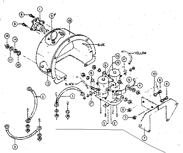 wiring diagram 1200 ramsey winch