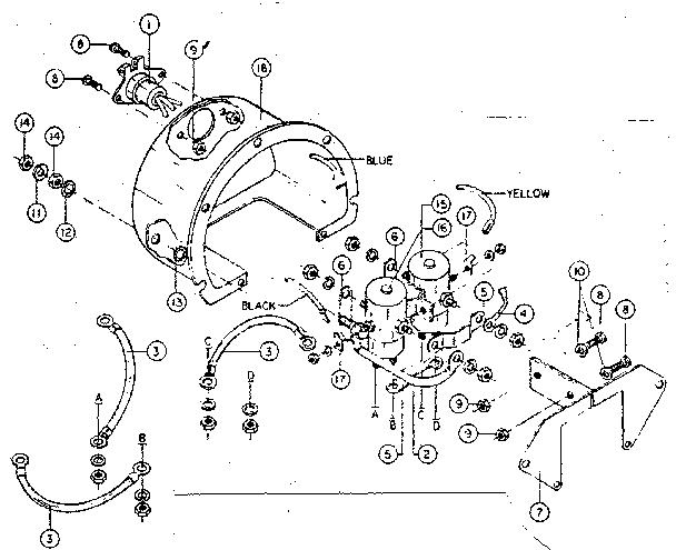ramsey winch solenoid wiring diagram