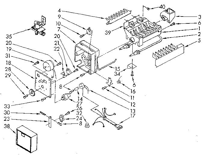 wiring diagram whirlpool 4317943