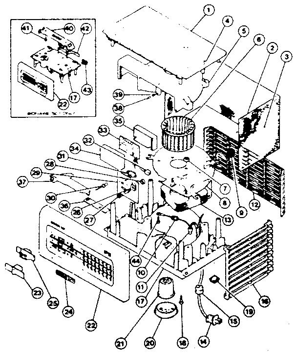 corn furnace wiring diagram
