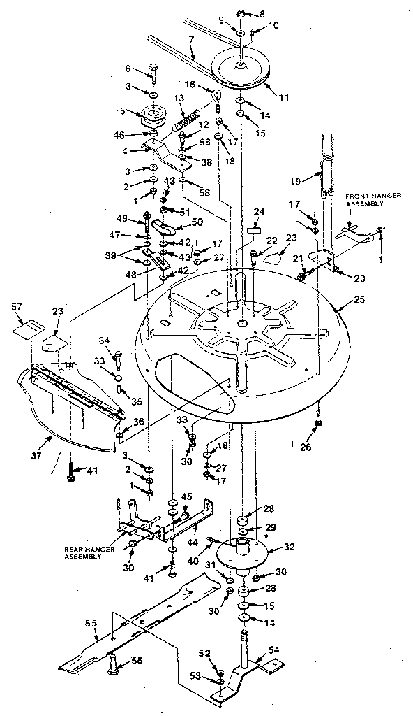 jacobsen tractor wiring diagram