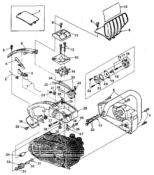 poulan po17542lt wiring diagram