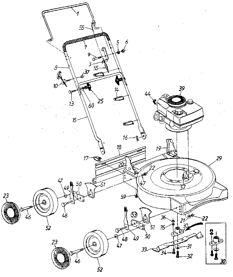 sears lawn tractor wiring diagram parts modelcraftsman lawn mower