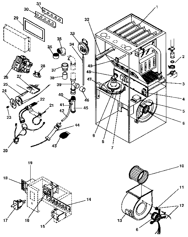 ducane model sg12b48100 wiring diagram