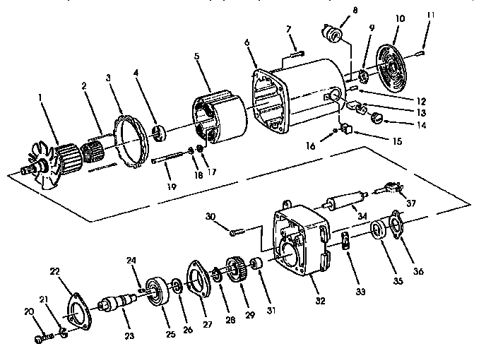 relays for dc motor repalcement motor repalcement parts and diagram