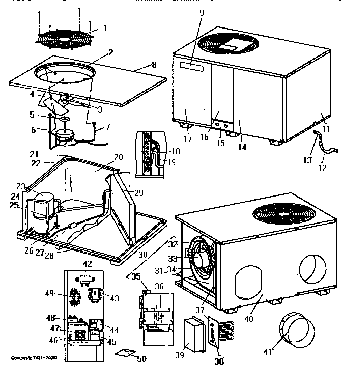 home ac heater wiring motbile