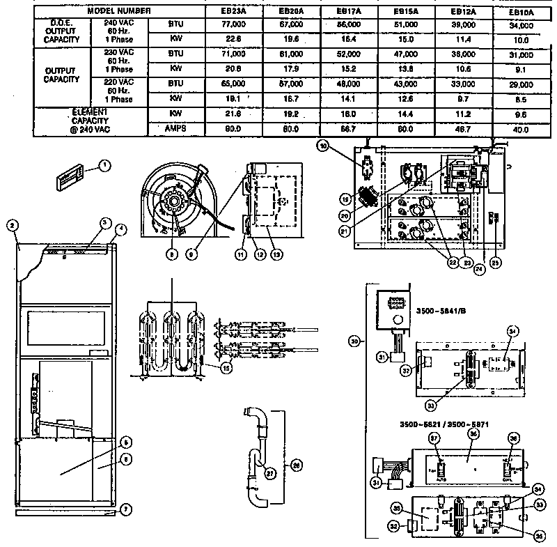 coleman a c thermostat wiring diagram