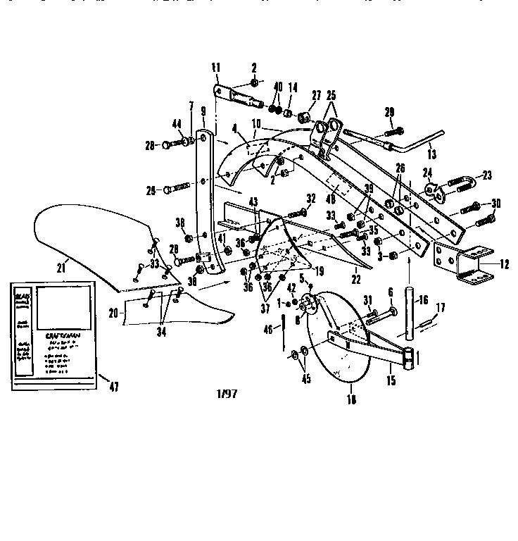 ford 309 planter wiring diagram