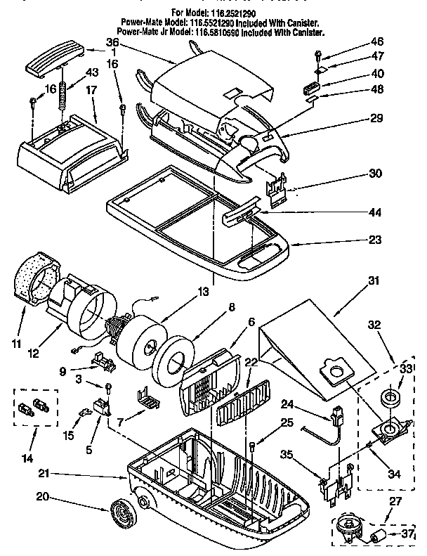 10046532 00001?quality=80&strip=all kenmore vacuum schaltplang auto electrical wiring diagram