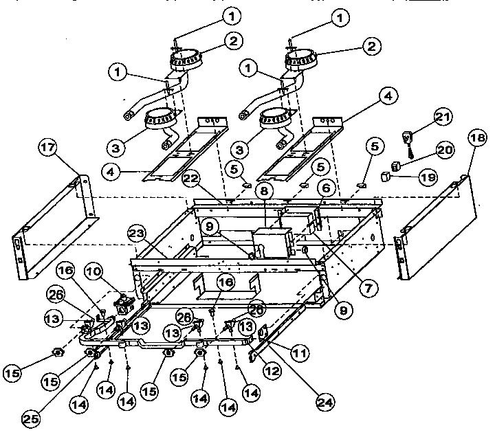 need wiring diagram viking vgsu5366bss