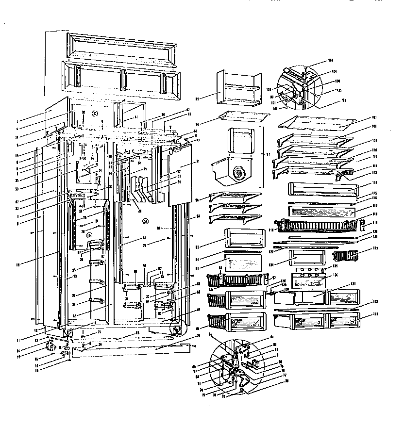 diagram refrigerator viking wiring vcsb483dbk