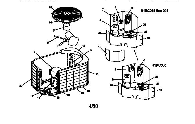 york wiring diagrams by modelnumber