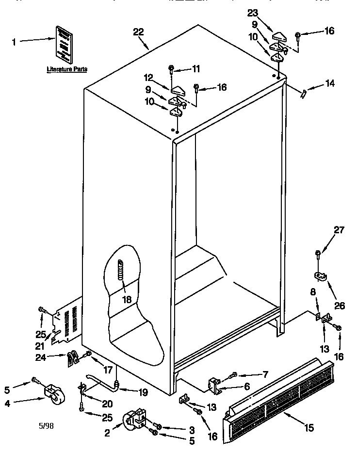 dryer parts diagram on whirlpool estate dryer heating element wiring