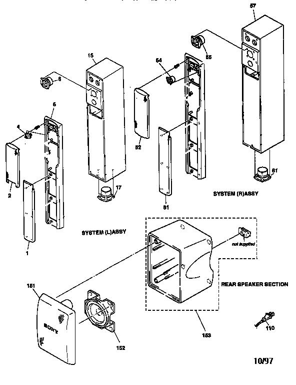 sony wiring diagram sava 27