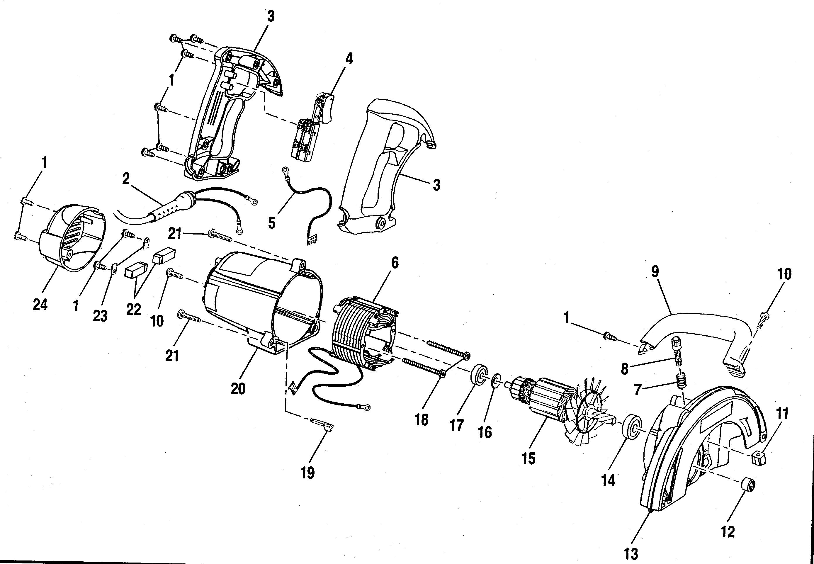 craftsman circular saw model 315271080