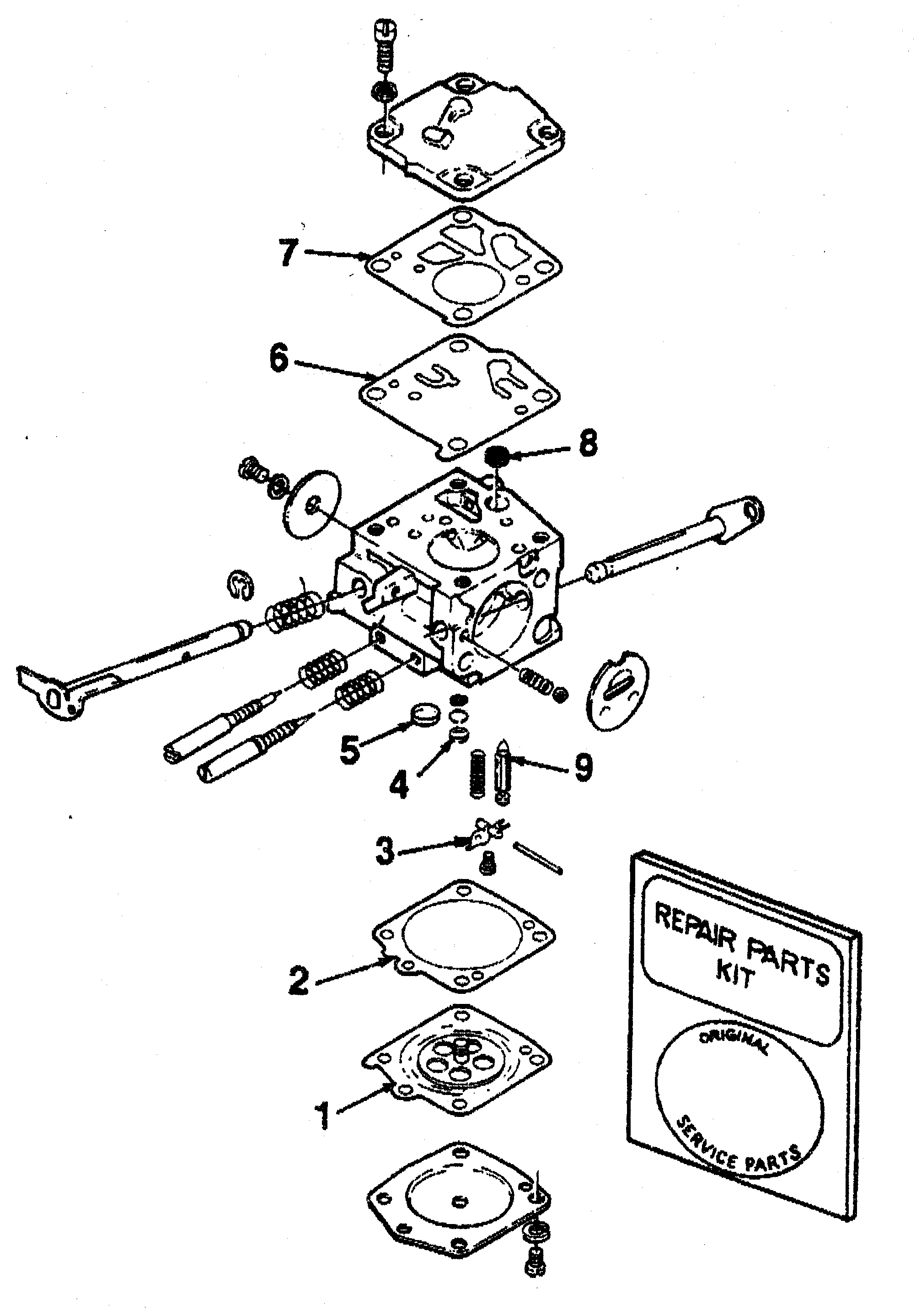 chainsaw fuel filter line installation tool